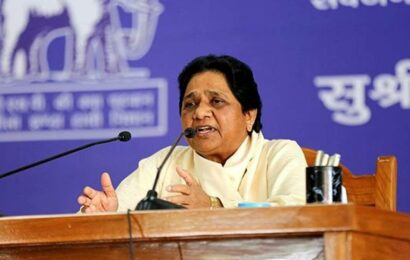 EC should ban pre-poll surveys by media outlets 6 months before elections: Mayawati