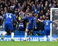 EPL: Leaders Chelsea hammer Norwich 7-0