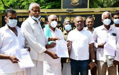 Farmers want Karur-Coimbatore bypass road proposal withdrawn
