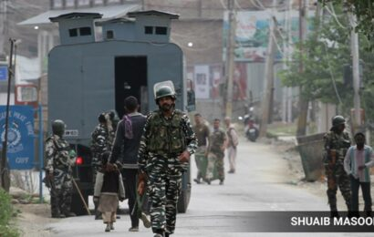 Forces still searching for militants behind Poonch killings