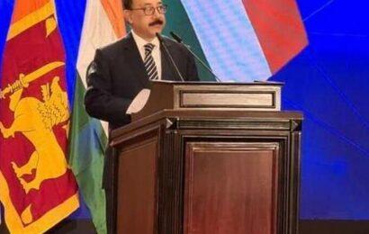Foreign Secretary Shringla meets Sri Lankan President Rajapaksa, reaffirms strong ties of friendship between India and Sri Lanka