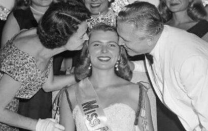 Former Miss America Marilyn Van Derbur is auctioning off her crown; here's why