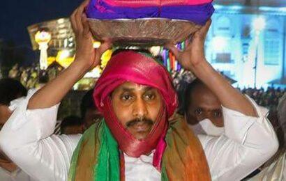Garuda Seva marks fifth day of Brahmotsavams