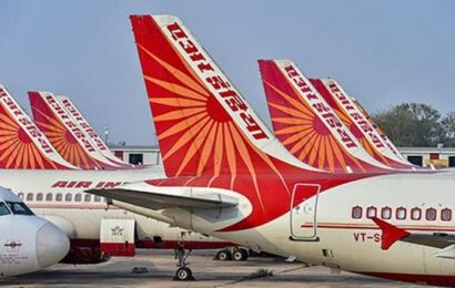GoM to decide on winning bidder for Air India