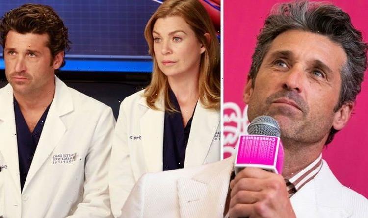 Grey's Anatomy book author details 'forgiveness' between Ellen Pompeo and Patrick Dempsey