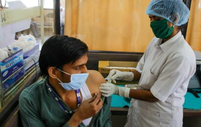 Haryana launches three-day vaccination drive, administers maximum doses in September