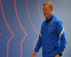 I know the importance of a Clasico: Koeman