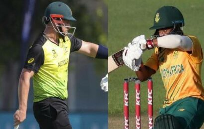 ICC Twenty20 World Cup   Australia's top order in focus against in-form South Africa