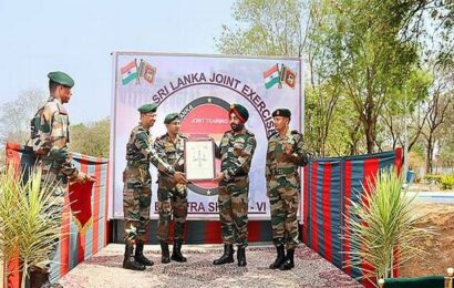 India, Sri Lanka to conduct 12-day military exercise; focus on counter-terror cooperation
