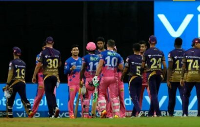 KKR eye handsome win over RR to remain ahead in play-off race