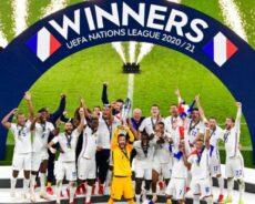 Kylian Mbappe winner as France beat Spain in Nations League final
