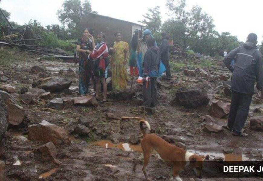 Maharashtra govt announces Rs 10,000 cr aid for rain-affected farmers