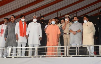 Marking SP as rival no. 1, Yogi Adityanath calls it Kalyug avatar, Ram-drohi