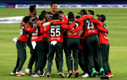 Meet Bangladesh's T20 World Cup squad