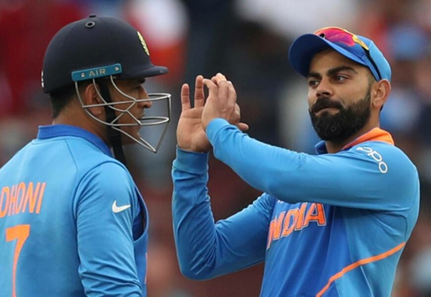 Mentors can't do much, it's players who have to perform in middle: Gavaskar on MSD impact