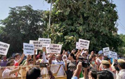 Namaz disrupted in Gurgaon for third consecutive week