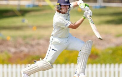 Paine 'devastated' by Pucovski blow, backs Harris to open