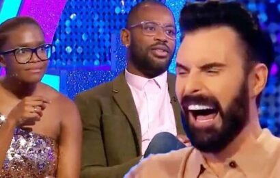 Rylan Clark-Neal branded 'brutal' by BBC co-star over Strictly jibe at Oti Mabuse and Ugo