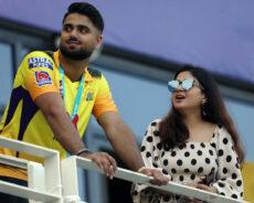 Sakshi, Prithi Enjoy The Show