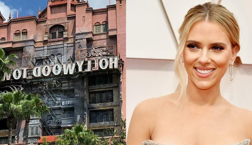 Scarlett Johansson's Upcoming 'Tower of Terror' Movie Is Still Moving Forward with Disney!