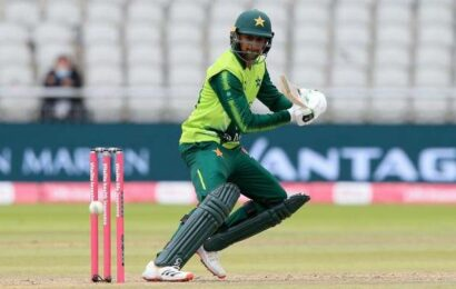 Shoaib Malik replaces injured Maqsood in Pakistan T20 World Cup squad