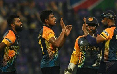 T20 WC: Sri Lanka trump spirited Namibia by seven wickets to make winning start
