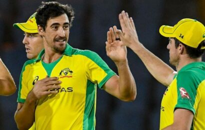 T20 World Cup: Australia wants nothing less than title, says Mitchell Starc