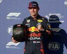 Texas Grand Prix | Verstappen on pole and Hamilton alongside in Texas