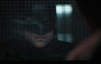 The Batman trailer: Robert Pattinson transforms into the tortured, darkest version of the caped crusader ever seen yet