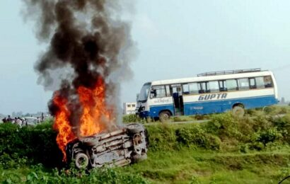 To protest 'BJP violence against farmers', Sena, Congress & NCP call for Pune bandh