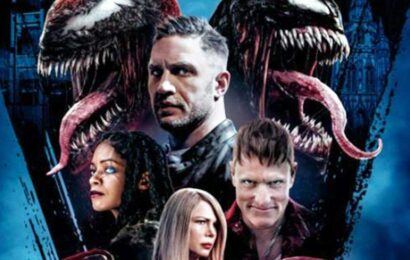Tom Hardy's Venom: Let There Be Carnage to release on this date