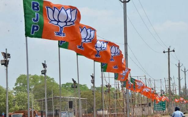 Tripura BJP MLA spotted at Trinamool office in Kolkata