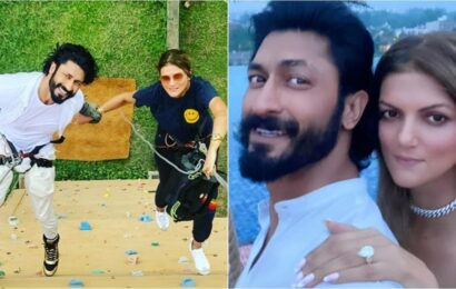 Vidyut Jammwal reveals wedding plans with Nandita Mahtani: 'Maybe we'll skydive with 100 guests, it will be spectacular'
