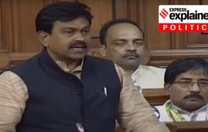 Who is Ajay Mishra, Union MoS at centre of Lakhimpur Kheri incident?